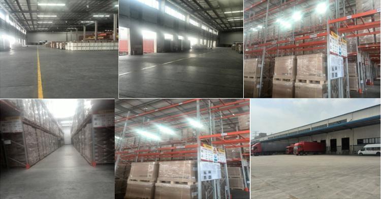 Shanghai warehouse